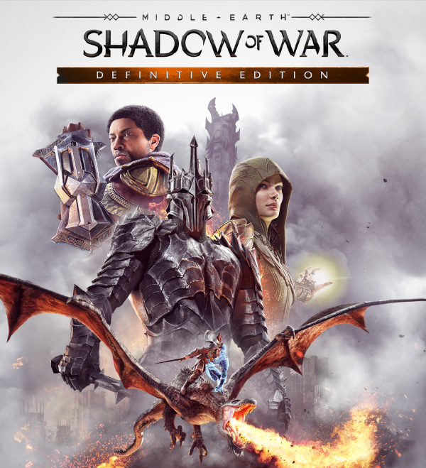 Middle-Earth: Shadow Of War — Definitive Edition