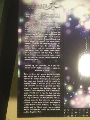 Kingdom Hearts III — Story Details