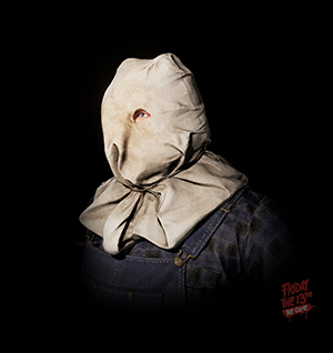 Friday The 13th: The Game — Sack Head Jason