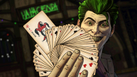 Batman: The Enemy Within — John Doe