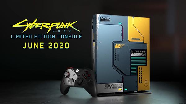 Cyberpunk 2077 — Xbox One X