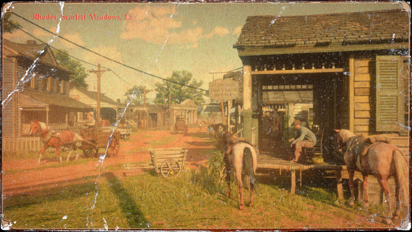 Red Dead Redemption 2 — Scarlett Meadows, LE