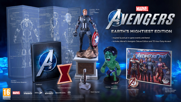 Marvel's Avengers — Earth's Mightiest Edition