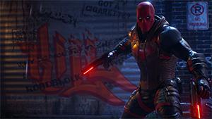 Gotham Knights — Red Hood