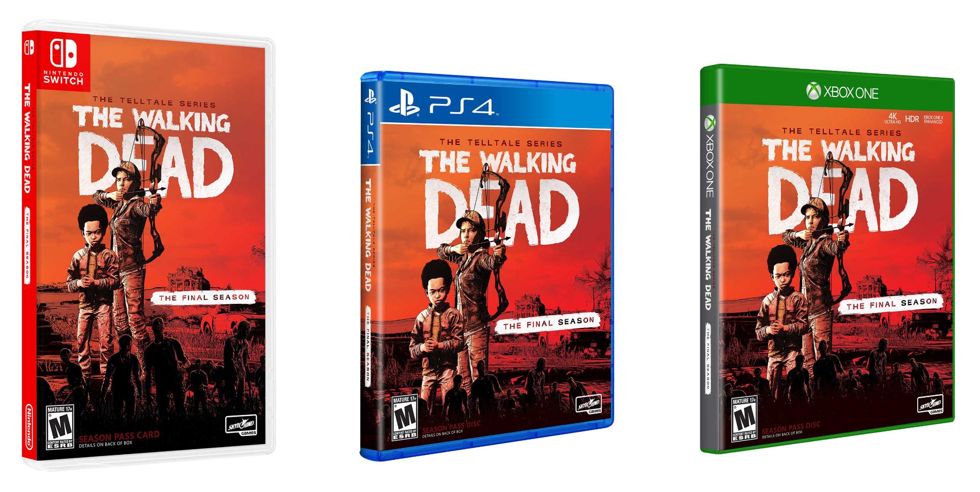 The Walking Dead: The Final Season Is Taking Us Back Next