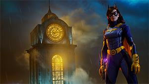 Gotham Knights — Bat Girl