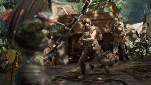 Predator: Hunting Grounds — Screenshot