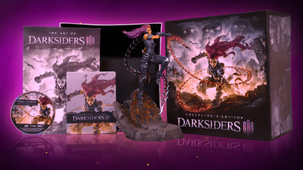 Darksiders III — Collector's Edition