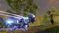 Destroy All Humans! — Screenshot