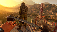 Dying Light — The Following